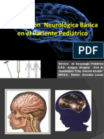 Exploración Neurologica Pediatrica