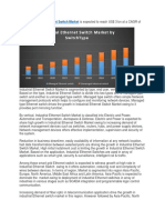 Global Industrial Ethernet Switch Market