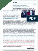 Gaviões Da Fiel, A Comissão de Frente Que Feriu Jesus 2019-03-05