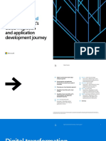 Inside Microsoft's Cloud Migration Journey