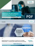 PLM software SIEMENS