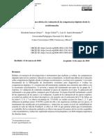 Diseño y Validación de Una Rúbrica de Evaluación