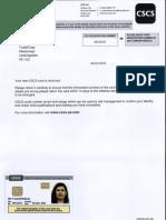 CSCS Card_