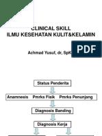Clinical Skill_topik i (Handout)