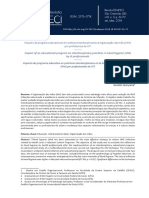 Artigo-Impacto de Programa Educacional Em Práticas Interdisciplinares Na Higienização Das Mãos (HM) Por Profissionais de UTI