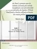 Slides de Direito Penal  OAB