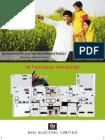 Agri Price List WEF 06