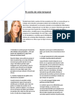 Enrevista a Natalia Paola Sinich