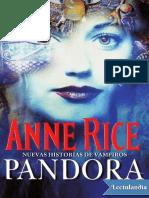 Saga Nuevas Historias de los Vampiros - 01 Pandora.pdf