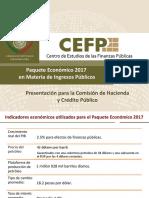 Centro de Estudios de Las Finanzas Públicas (CEFP)