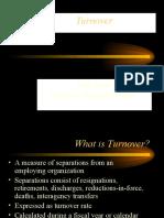 Employee Turnover Presentation
