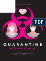 Quarantined: A Love Story Excerpt