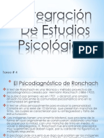 162384740 Integracion de Estudios Psicologicos PDF