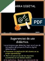 Digital blackboard