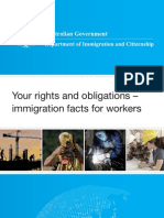 Immigration Facts for Workers Booklet