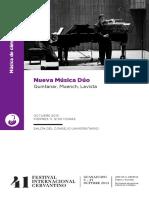 Nueva Musica Duo
