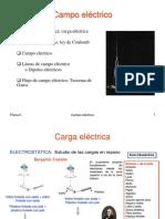 T1 x Campo Electrico