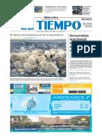 El Tiempo – Bogotá, miércoles, 6 de marzo de 2019