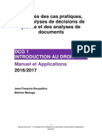 Manuel DCG1 Corriges Edition2016