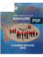 AIM Placement Brochure 2019 - Revised