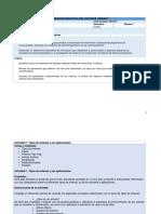 KFIS II_Planeacion de Actividades U3