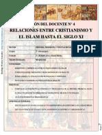 Docente4 Relacionesentrecristianismoyelislamhastaelsigloxi 131218134926 Phpapp01 (1)