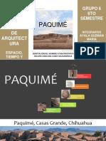 Ciudad de Paquime