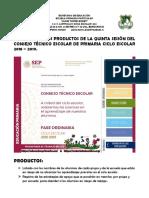 FORMATO DE PRODUCTOS DE LA 5TA SESION FEBRERO 2019.docx