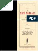 Bruno Cavallone - Rivista Di Diritto Processuale (Pág 133 a 141)