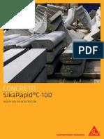 Brochure Sikarapid C-100