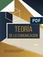 Libro Teoría de la Comunicación