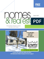 Cadillac News Real Estate Guide 03-19