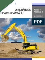 Catálogo PC300 8 PC300LC 8 Español Digital