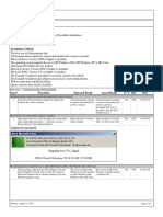 Execute Installation Qualification for Informatic System Example.pdf