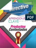 Aprendizajes Clave Directivos