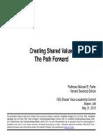 2012 0531 FSG Shared Value Leadership Summit