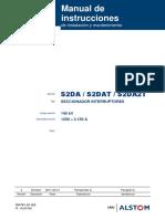 Manual S2DA  S2DAT  S2DA2T D0781-01-ES.PDF