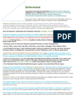 Pallet/Crating, Transport, Dunnage/Storage Application Channel-Ex Saferwood