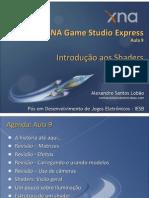XNA Game Studio Express - Aula 09 - Shaders