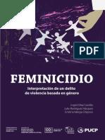 Libro PUCP Feminicidio