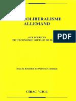 Commun, P (ed.) -L'ordolibéralisme allemand _ Aux sources de l'économie sociale de marché.pdf