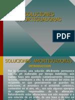 SOLUCIONES AMORTIGUADORAS