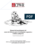40 Hour hazardous Waste Training Complete (Spanish).pdf