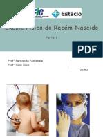 Aula 6 - Exame Físico do Recém-Nascido PARTE 1.pdf