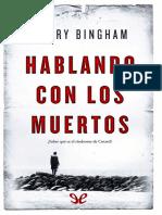 Bingham, Harry - Hablando Con Los Muertos [42762] (r1.0)
