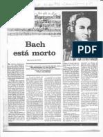 Willy Corrês de Oliveira - Bach está morto