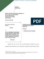 LBHA Lawsuit