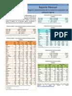 Reporte mensual de la industria automotriz  febrero de 2019