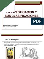 Capitulo 2-Investigación y Clasificaciones 2015