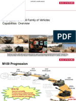 Brazil M109 Overview Brief CIBld 12 Nov 13